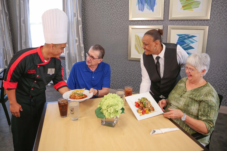 Ensign group nursing homes